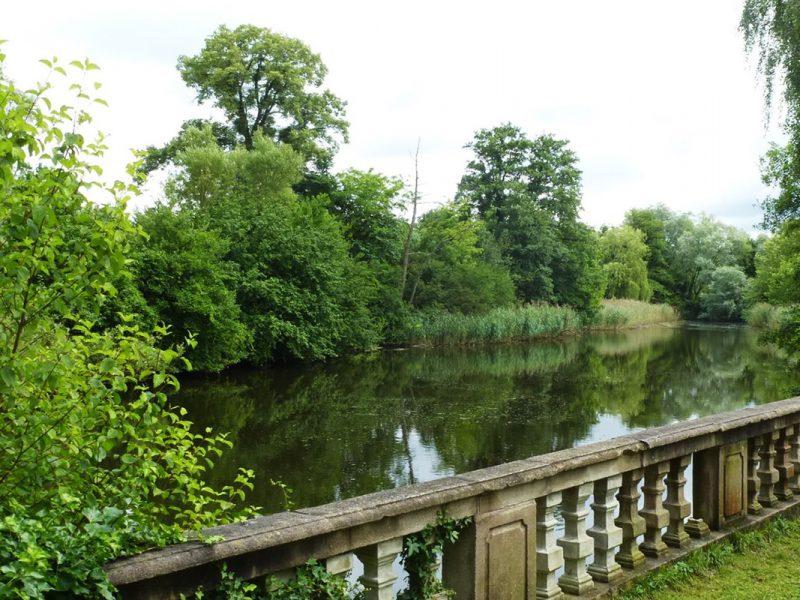 L'étang du château