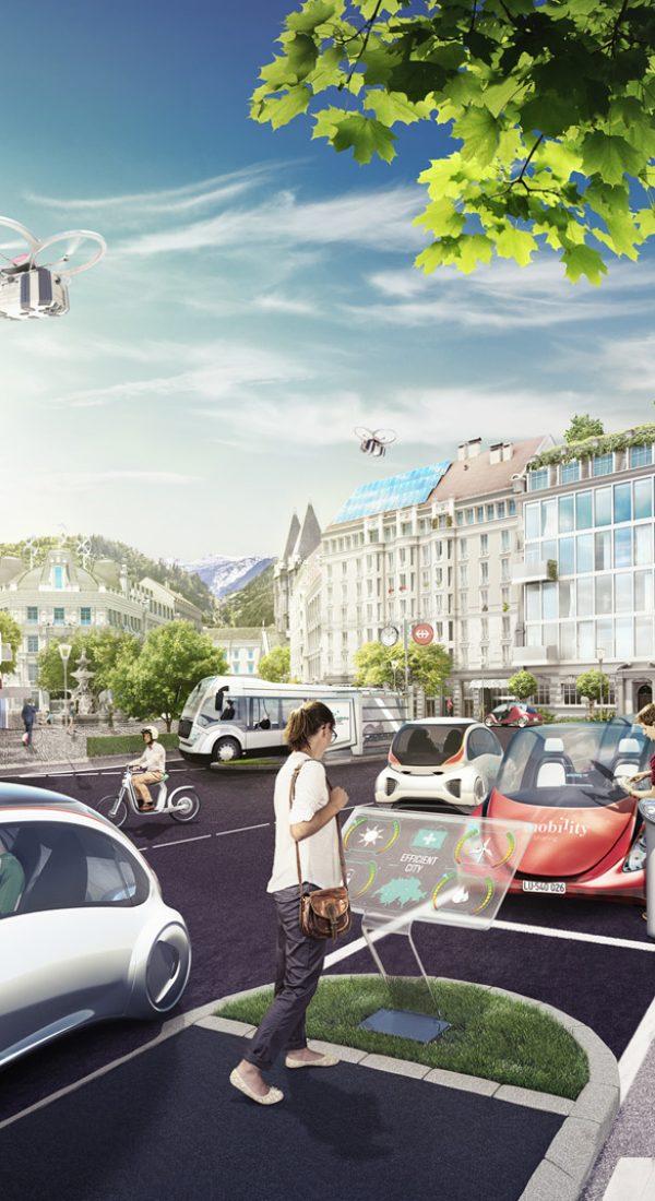 L'Éco-Mobilité,  fil conducteur  de l'événement Pourquoi associer un concours d'élégance et l'éco-mobilité ?