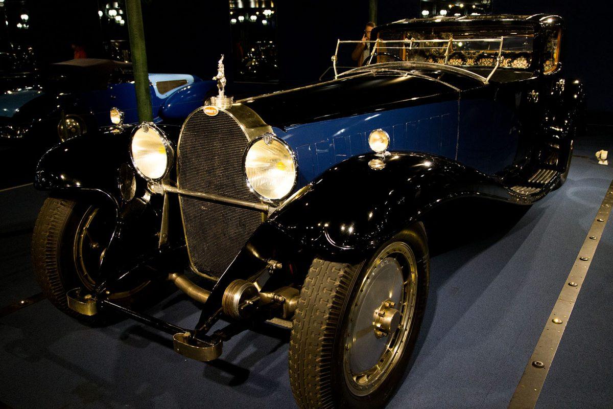 voiture de collection luxe élégance oldtimer