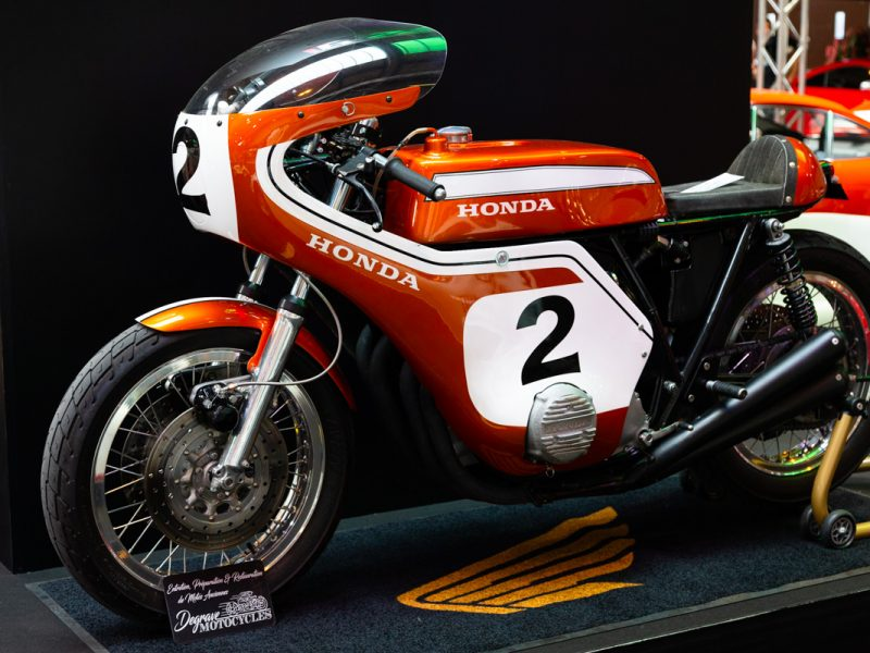 Moto de Collection de prestige motocyclettes de course