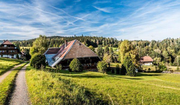 Maison traditionelle-schwarzenbach allemagne