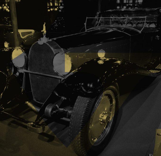 Bugatti royale musée schlumpf La Cité de l'automobile - Musée national - Collection Schlumpf de Mulhouse, en Alsace