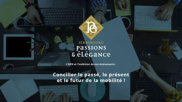 Zone de recrutement de l'Association Strasbourg Passions et Élégance & SAEA Partenaires